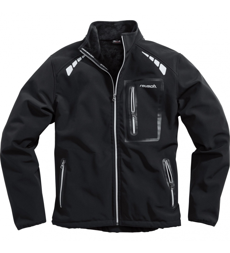 Comprar Reusch Reusch soft shell jacket 1.0 black