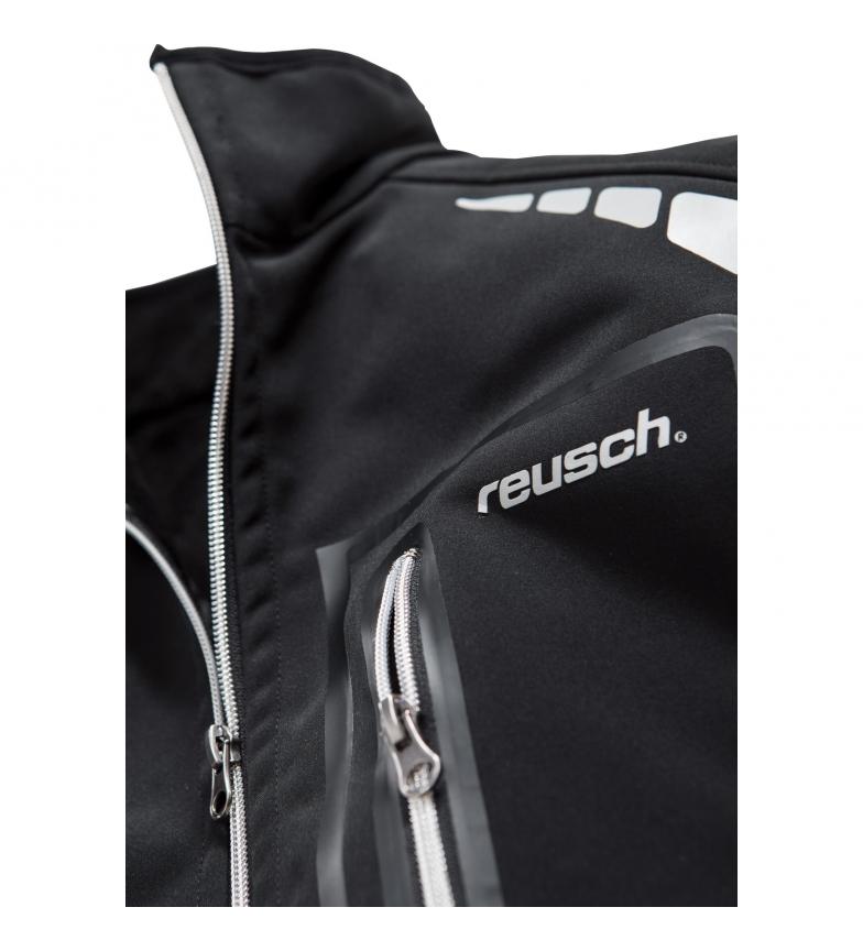 Negro A Jacket Reusch Sua Soft 0 Shell Loja 1 Comprar 7qwY4vY