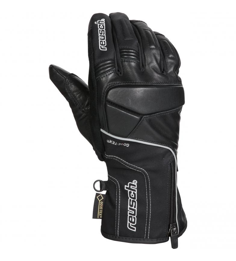 Comprar Reusch Reusch touren leather- / guante textil 4.0 negro
