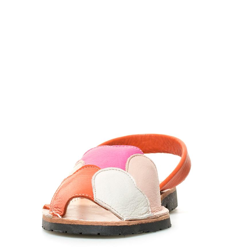 naranja Ria de Avarcas piel Menorca qOIq4