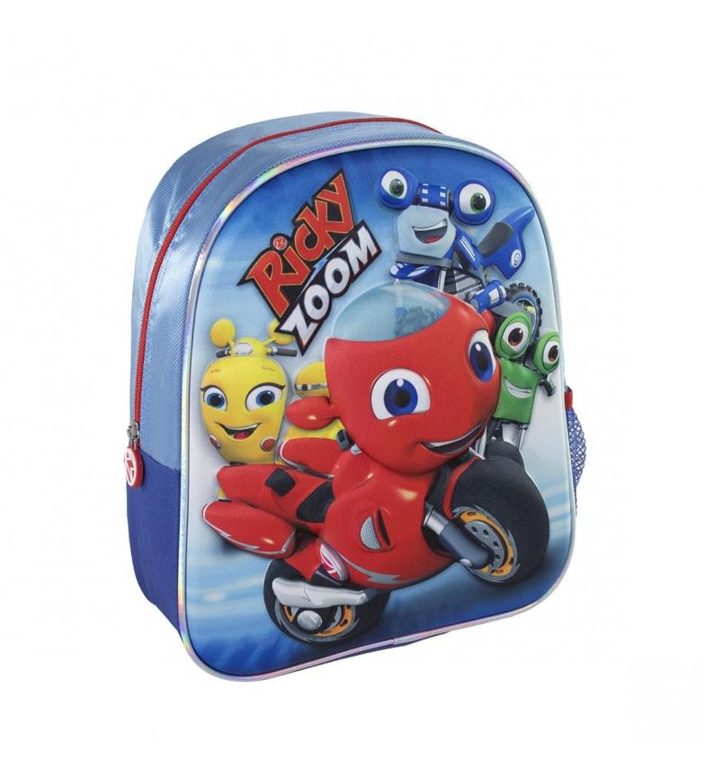 Comprar Cerdá Group Ricky Zoom 3d sac à dos bleu -25.5x31x10cm