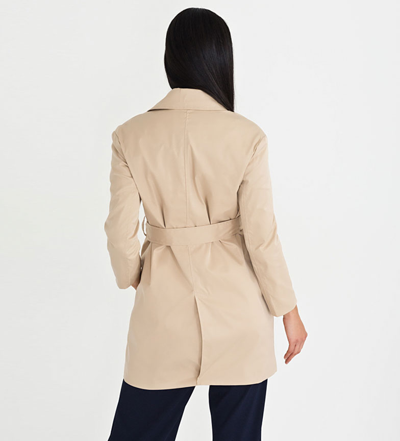 Riverside Gabardina Marsias beige