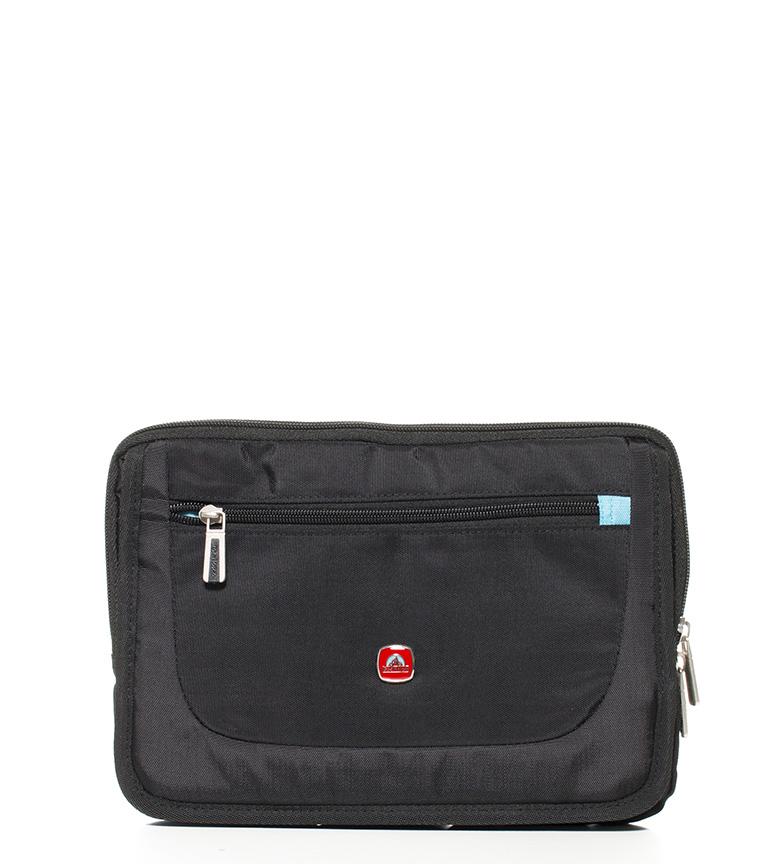 Comprar Roc Neige Shoulder bag black -29x3x20cm-