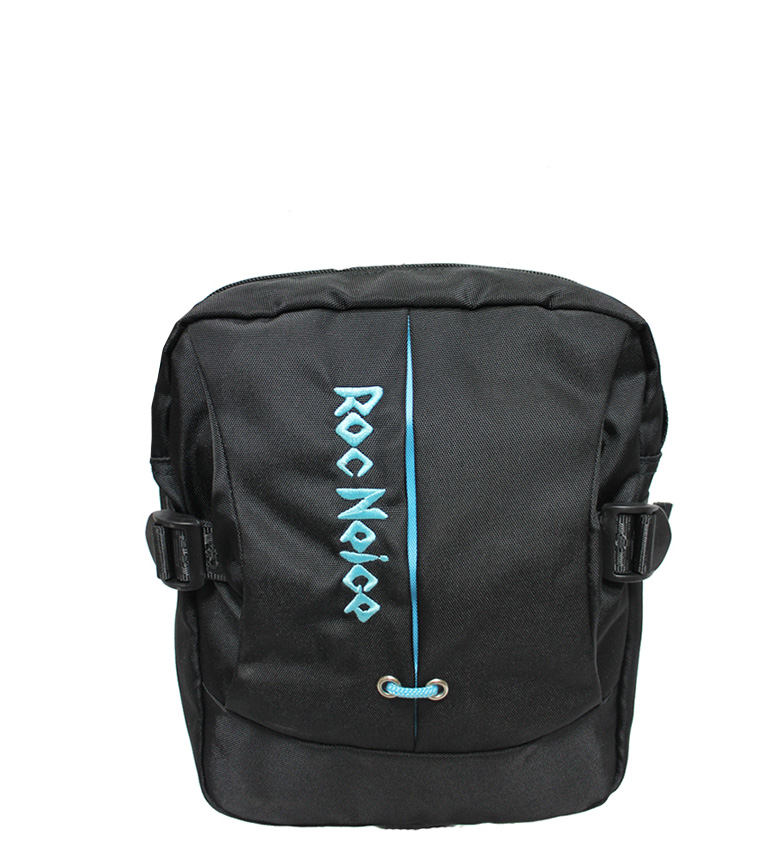 Comprar Roc Neige Bandolera negro, azul -25x30x8cm-
