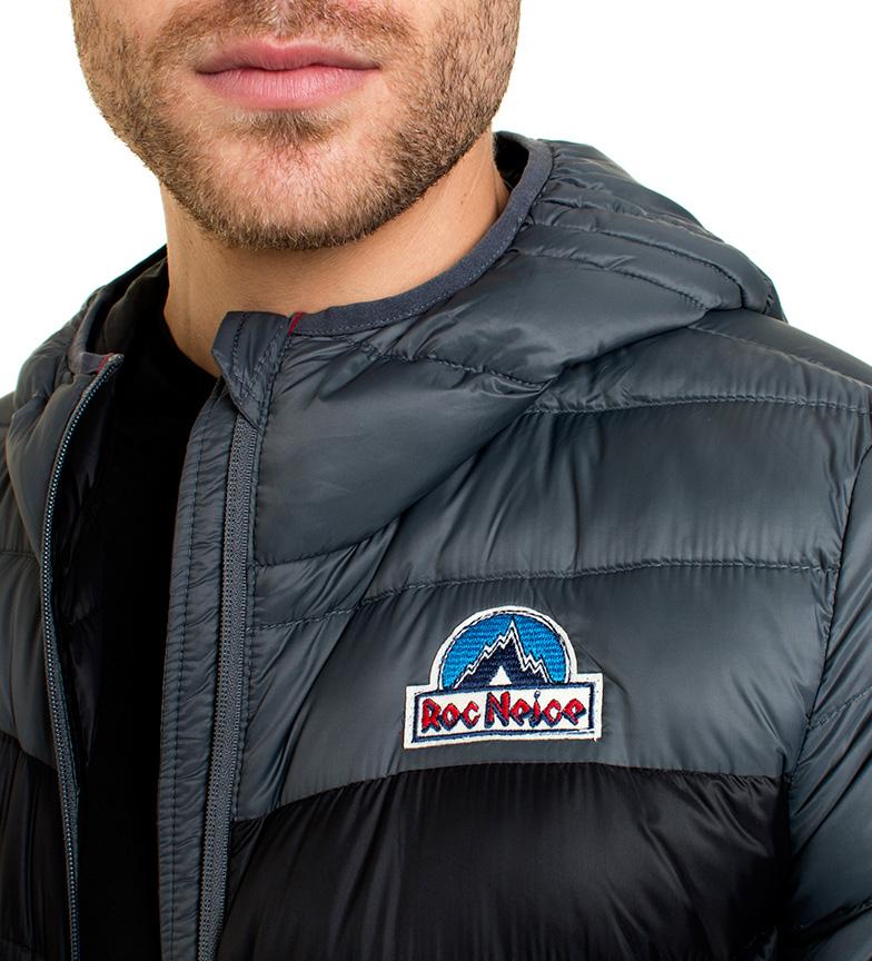 Roc-Neige-Plumon-natural-down-Cedro-Hombre-chico-Azul-Negro-Rojo-Gris-Outdoor