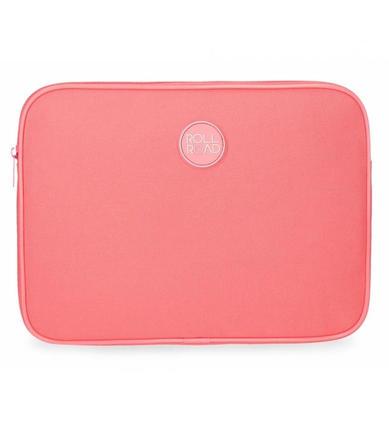 Comprar Roll Road Funda para Tablet Roll Road coral -30x22x2cm-