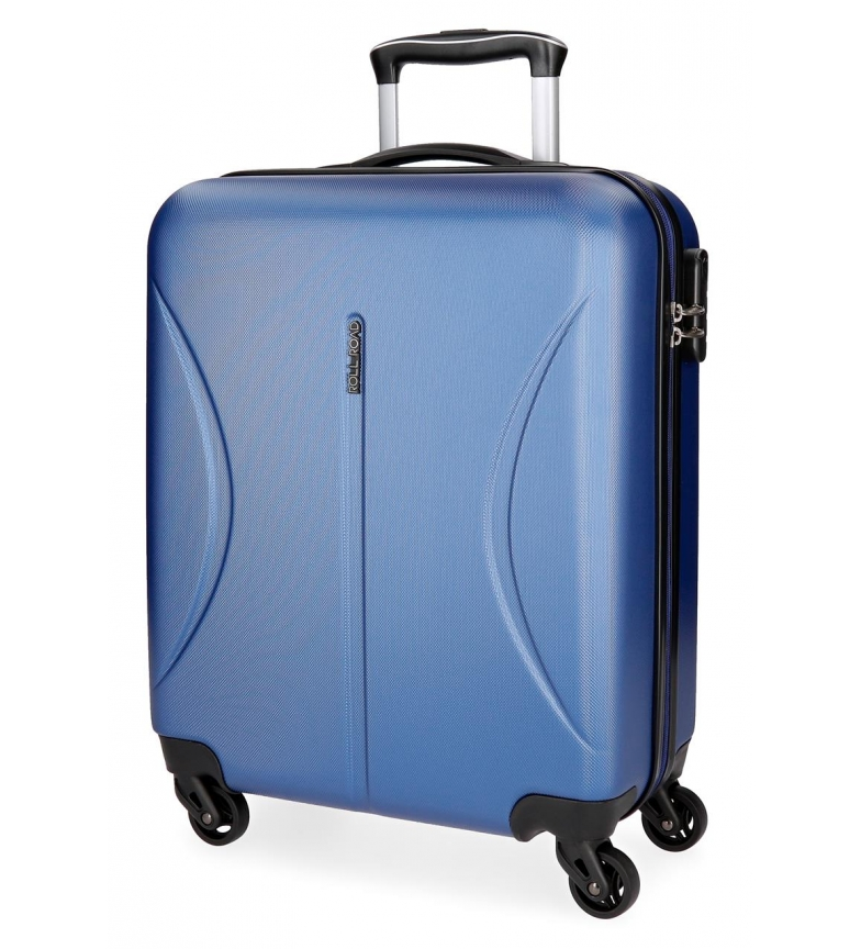 Comprar Roll Road Cambodia Rigid Roll Road Cabin Suitcase -40x55x20cm- Blue
