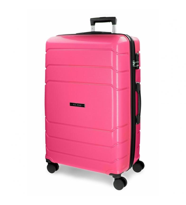 Comprar Roll Road Medium suitcase Roll Road Fast strawberry -46x68x26cm