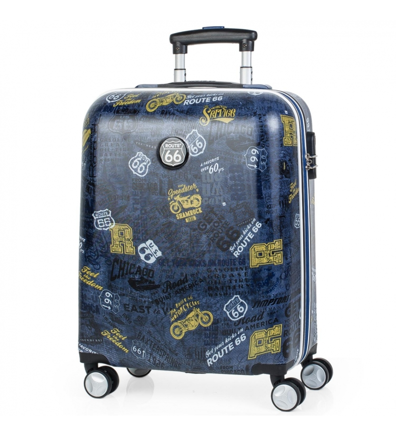 Comprar ROUTE 66 Carrello R61150 50cm colore nero -55x40x20cm-