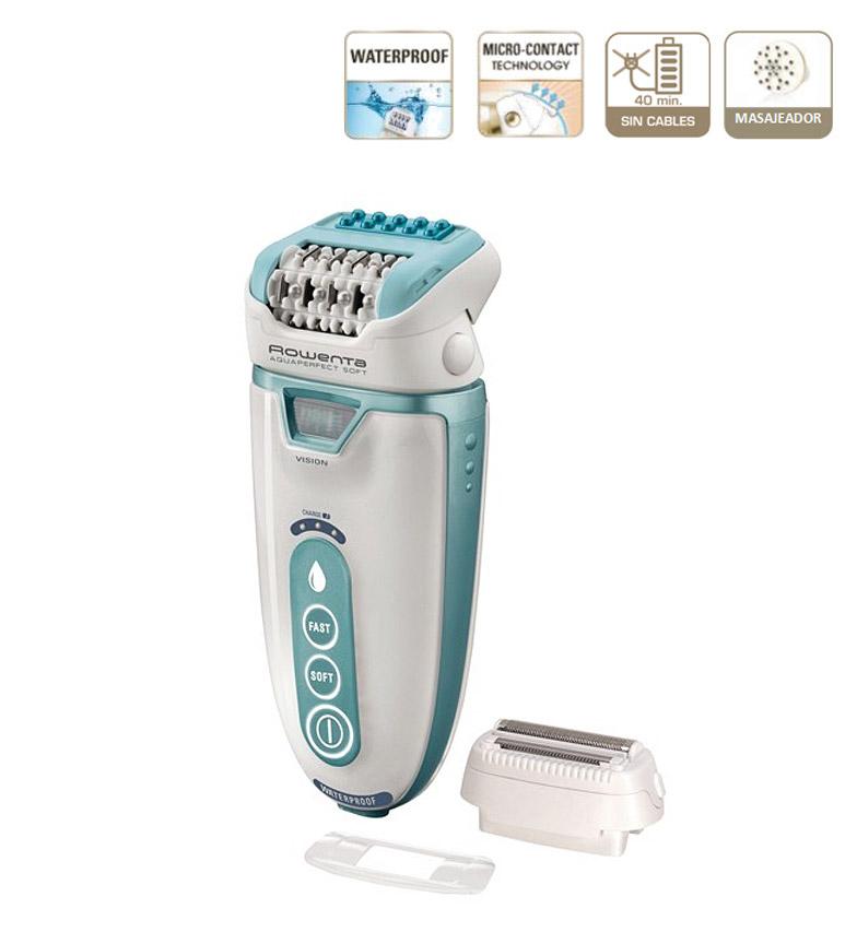 Comprar Rowenta Depiladora seco&húmedo Aquaperfect Basic Soft-Neceser incluido-