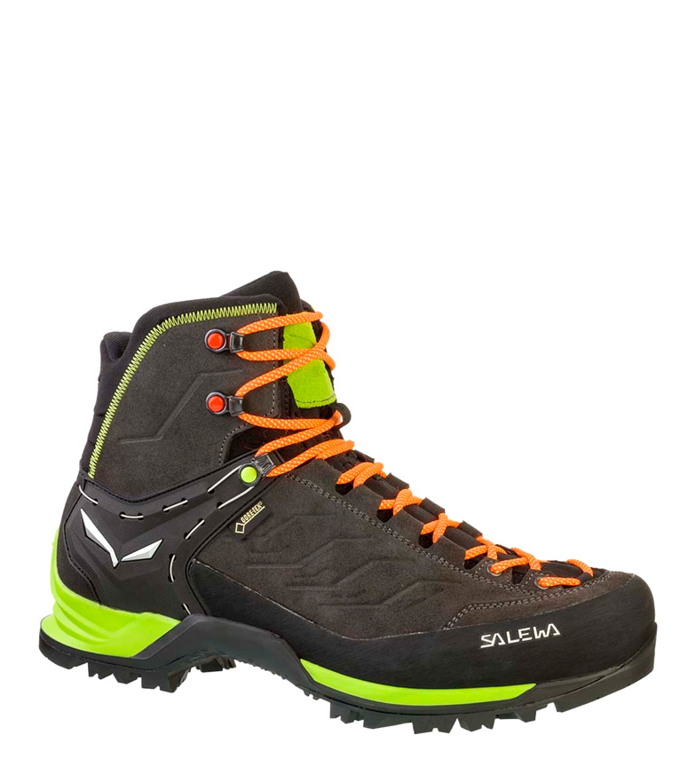 Comprar Salewa Boots via ferrata Trainer Mid GTX black / 555g / Gore-Tex /