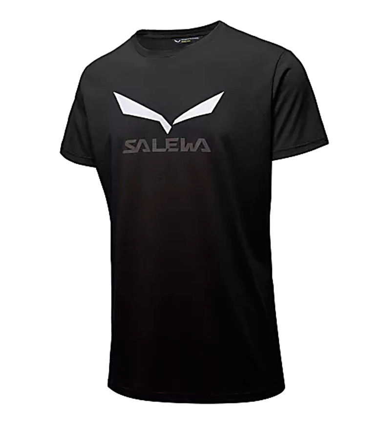 Comprar Salewa Camiseta Solid black out