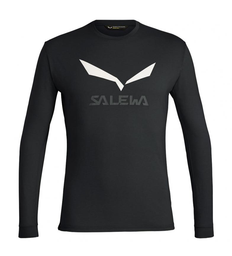 Comprar Salewa Camiseta Solidlogo negro