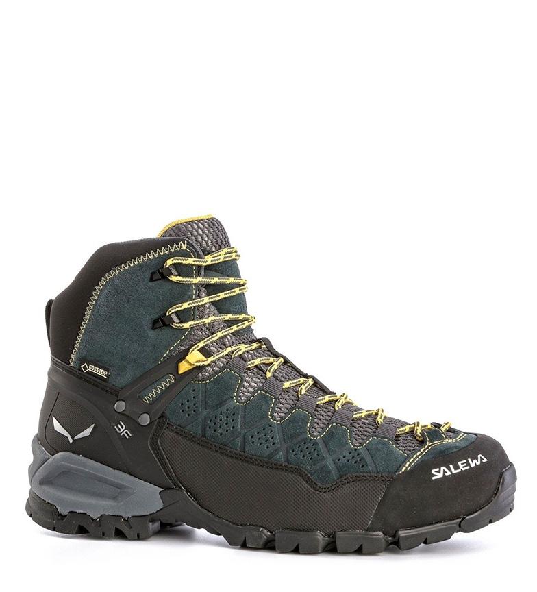 Comprar Salewa Hiking boots Alp Trainer Mid GTX carbon / 555g / Gore-Tex
