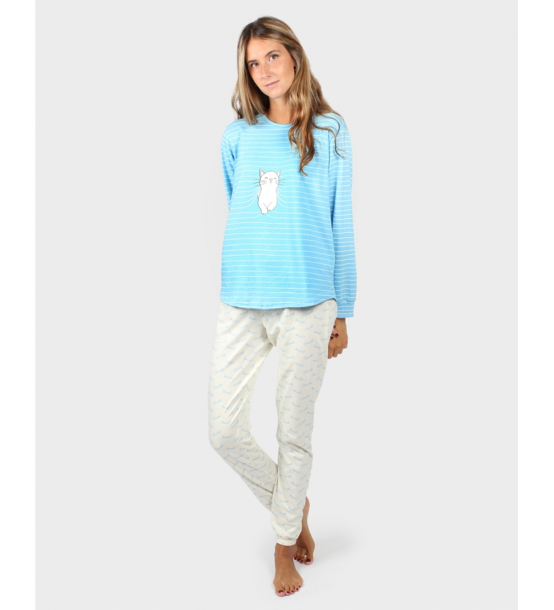 Comprar Santoro Pajama Purfect place blue