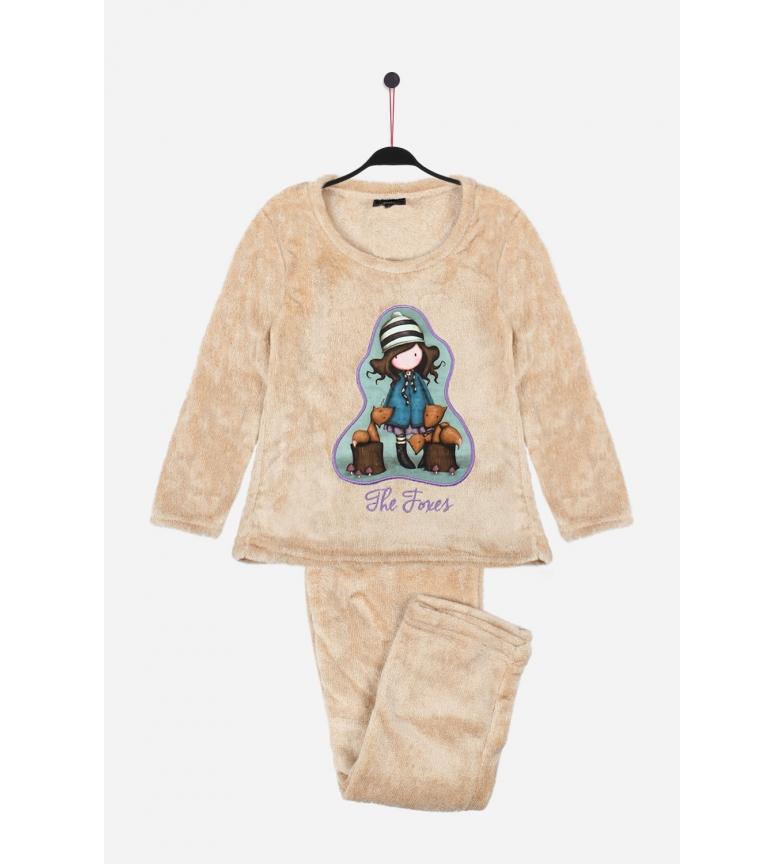 Comprar Santoro The Foxes Long Sleeve Warm Pajamas