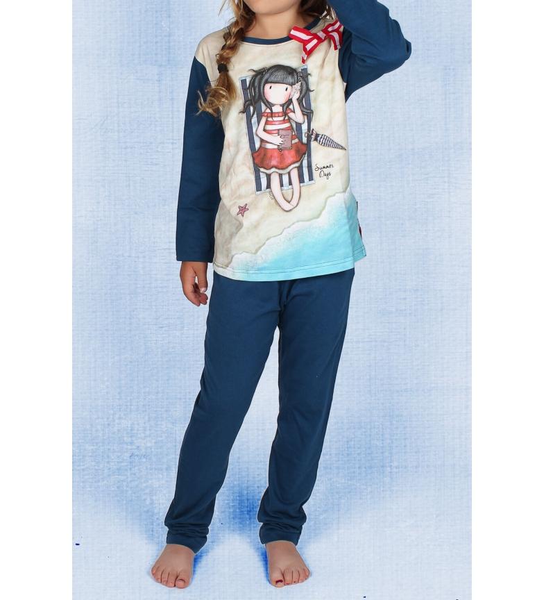 Comprar Santoro Long Sleeve Summer Days Marine Pajamas