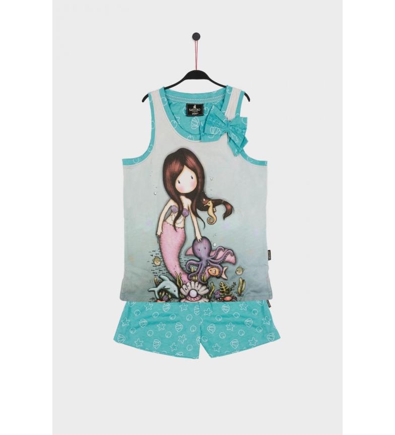 Comprar Santoro Pajamas So Nice To Sea You blue