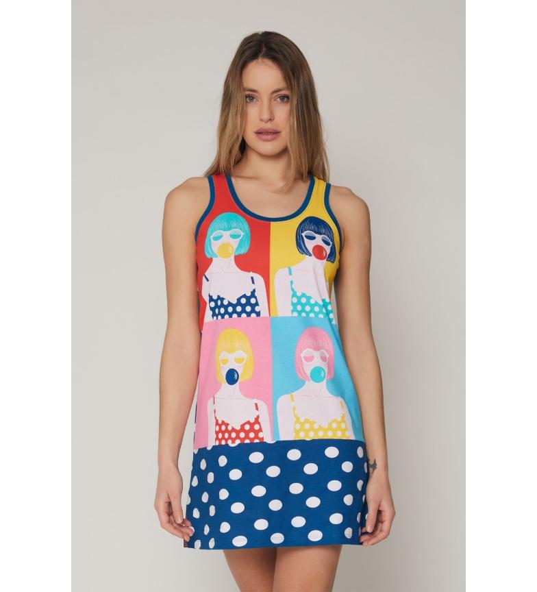 Comprar Santoro Cintas multicoloridas camisole Pop