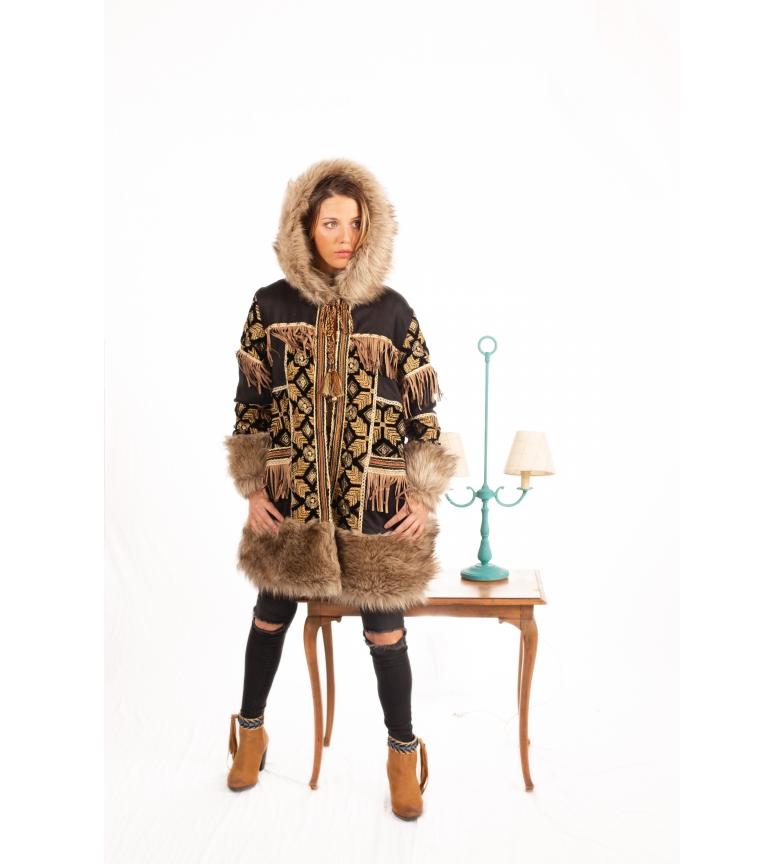 Comprar Savage Culture Brown Holbrook coat