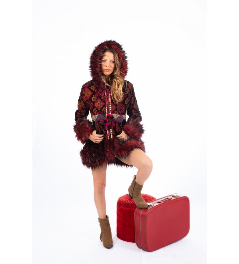 Comprar Savage Culture Sullivan coat red
