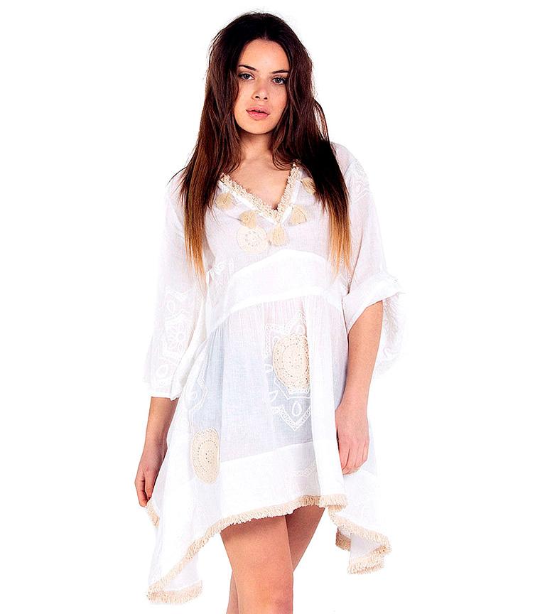 Comprar Savage Culture Blusa Cala Vadella blanco