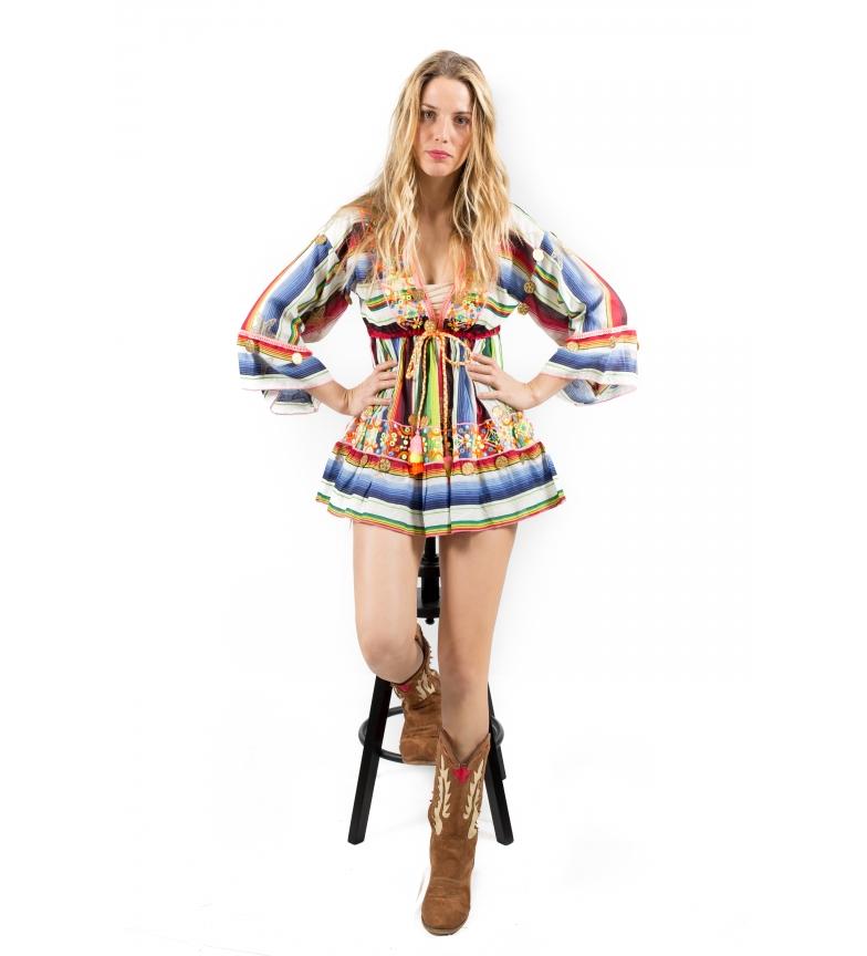 Comprar Savage Culture Blouse multicolore Uyuni
