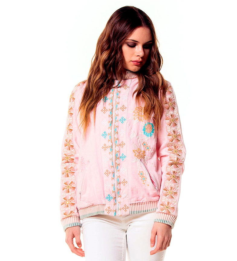 Comprar Savage Culture Ischia II pink jacket