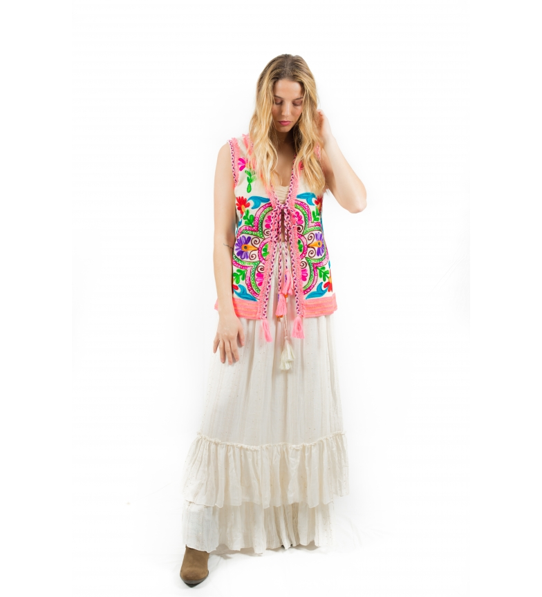 Comprar Savage Culture Holbox ethnic vest