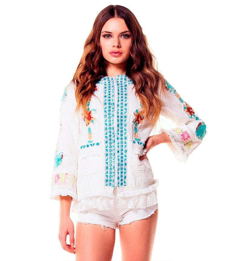 Comprar Savage Culture Amalfi II jacket white