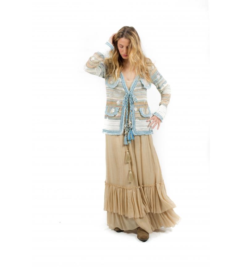Comprar Savage Culture Denis Island ethnic jacket
