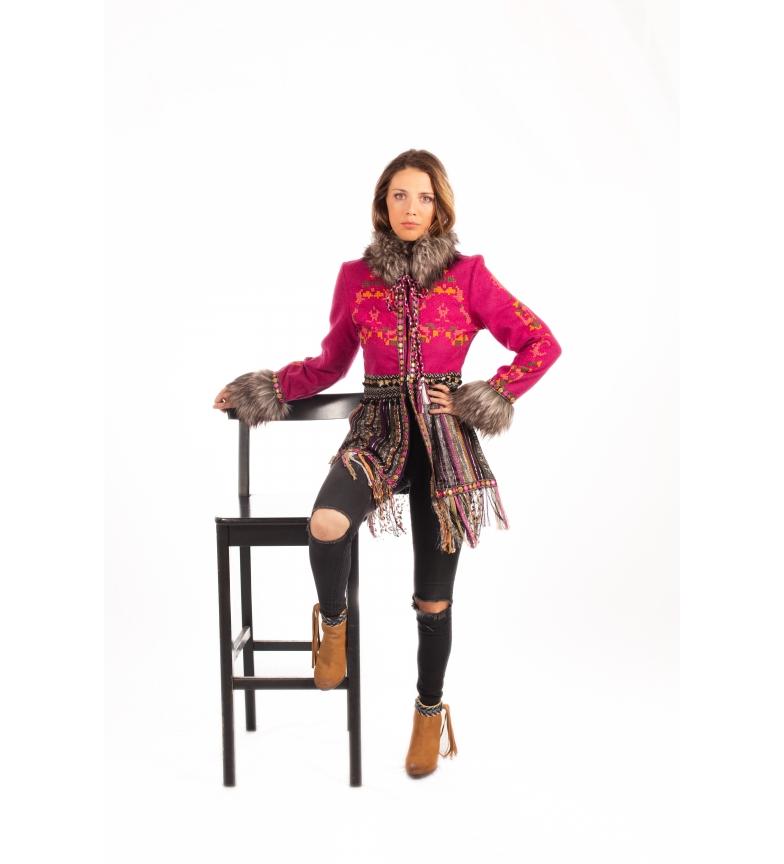 Comprar Savage Culture Williams jacket pink