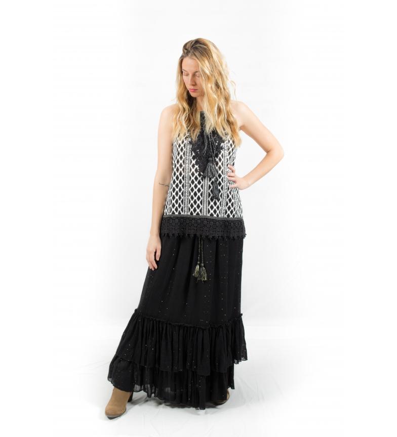 Comprar Savage Culture Black Ignazú skirt