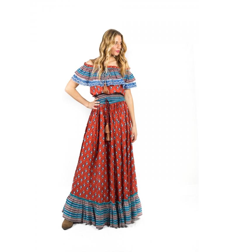 Comprar Savage Culture Krabi print skirt