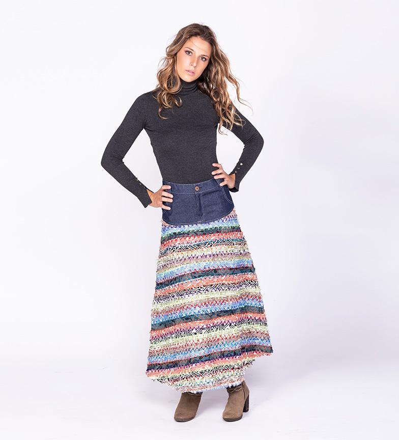 Comprar Savage Culture Midi skirt Yamuna multicolour