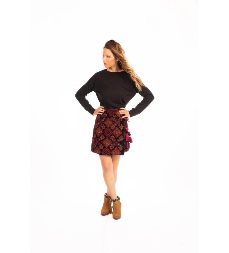 Comprar Savage Culture Sullivan skirt red, orange