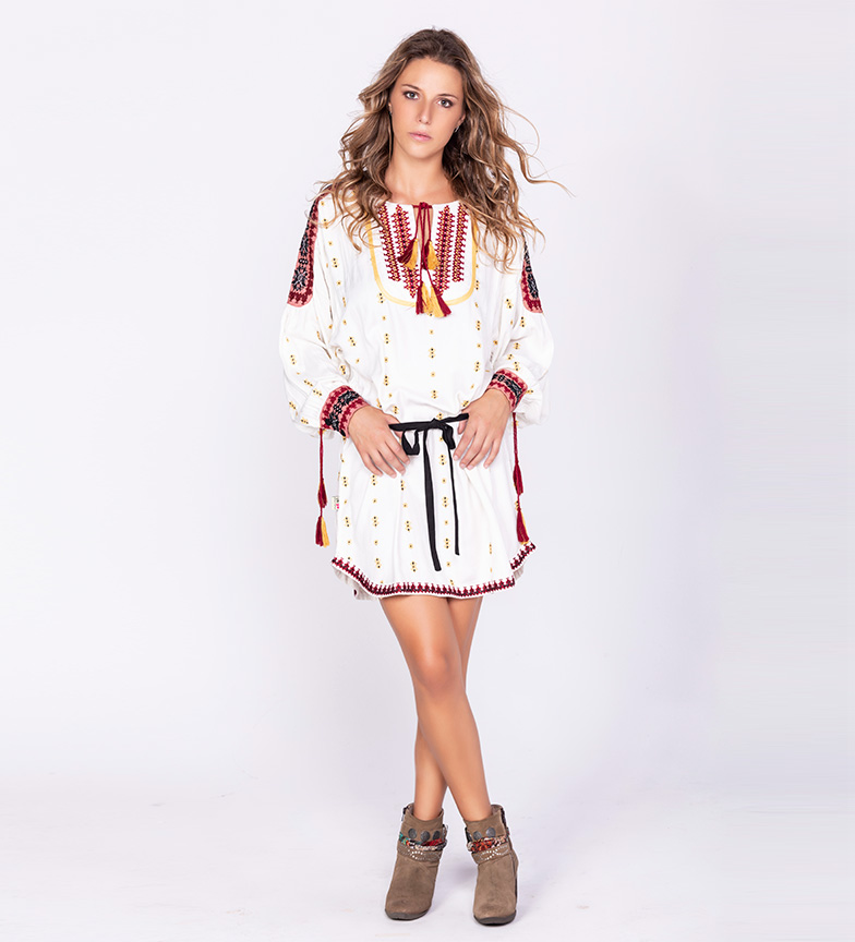 Comprar Savage Culture Moscow tunic beige
