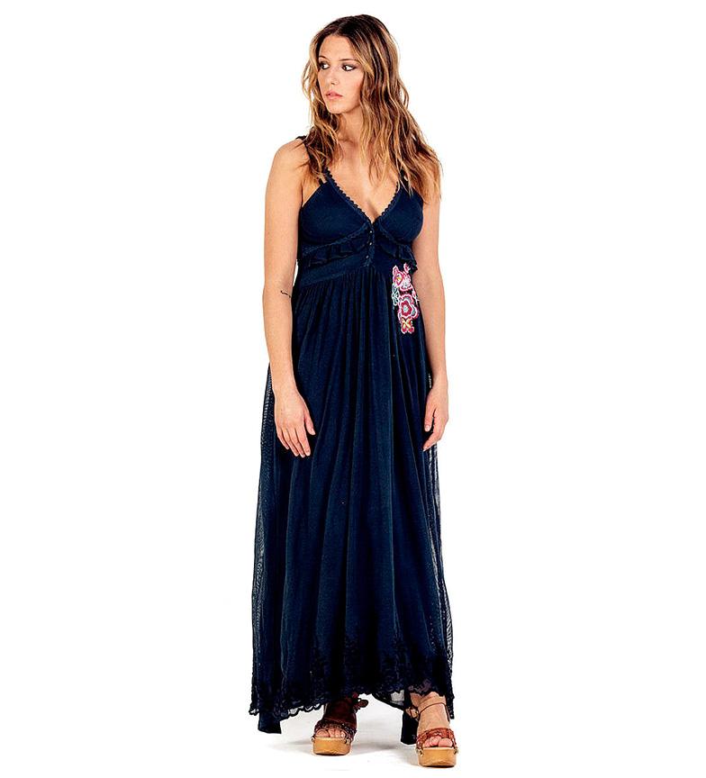 Comprar Savage Culture Vestido Positano II azul