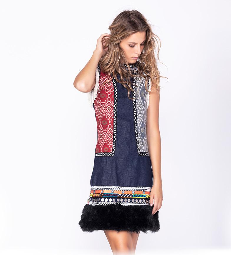 Comprar Savage Culture Robe Chenab multicolore