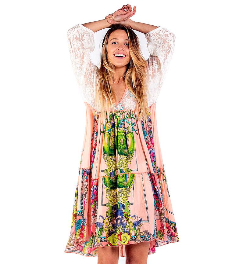 Comprar Savage Culture Cala Moli II pink dress