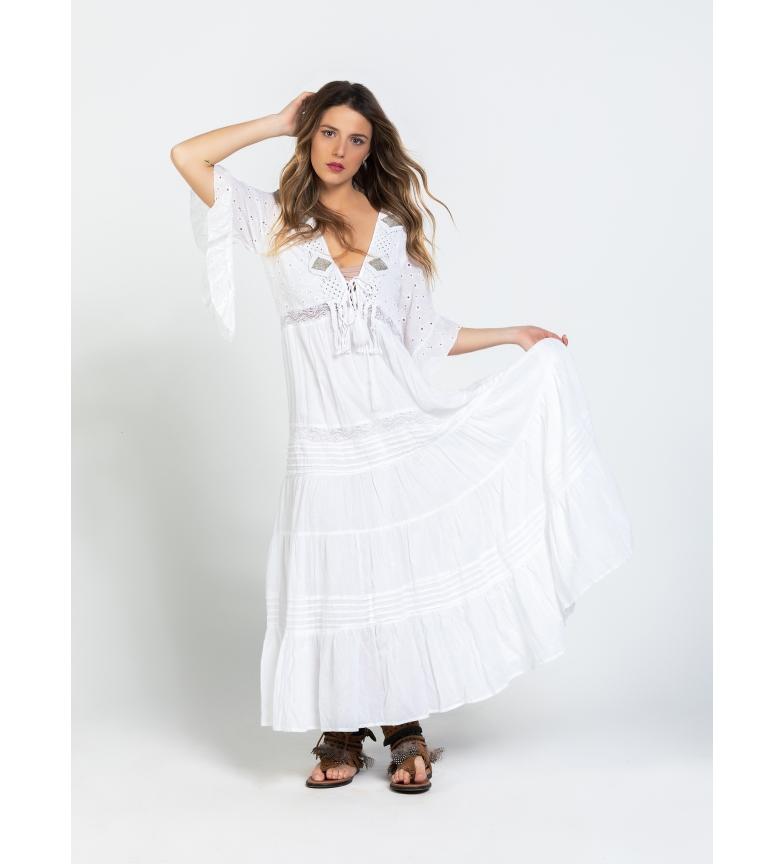 Comprar Savage Culture Vestido branco Bali