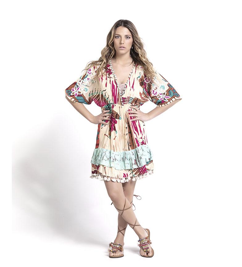 Comprar Savage Culture Vestido Biak II multicolor
