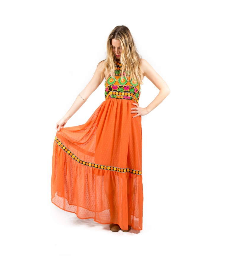 Comprar Savage Culture Abito Boracay IV arancione