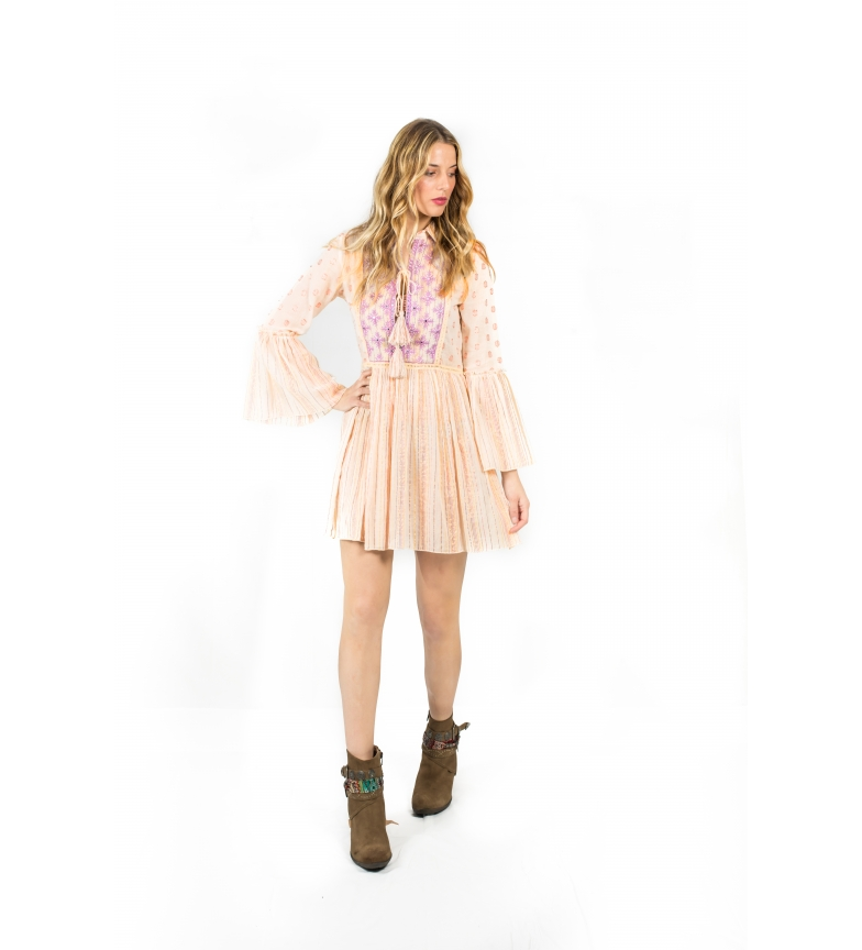 Comprar Savage Culture Mykonos IV coral dress