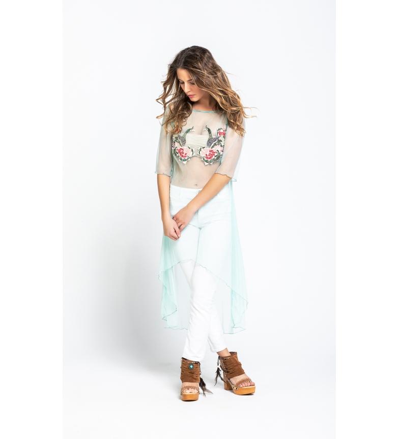 Comprar Savage Culture Riverside III water green dress