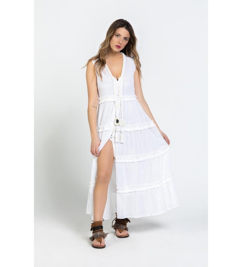 Comprar Savage Culture Dress Sumatra I white