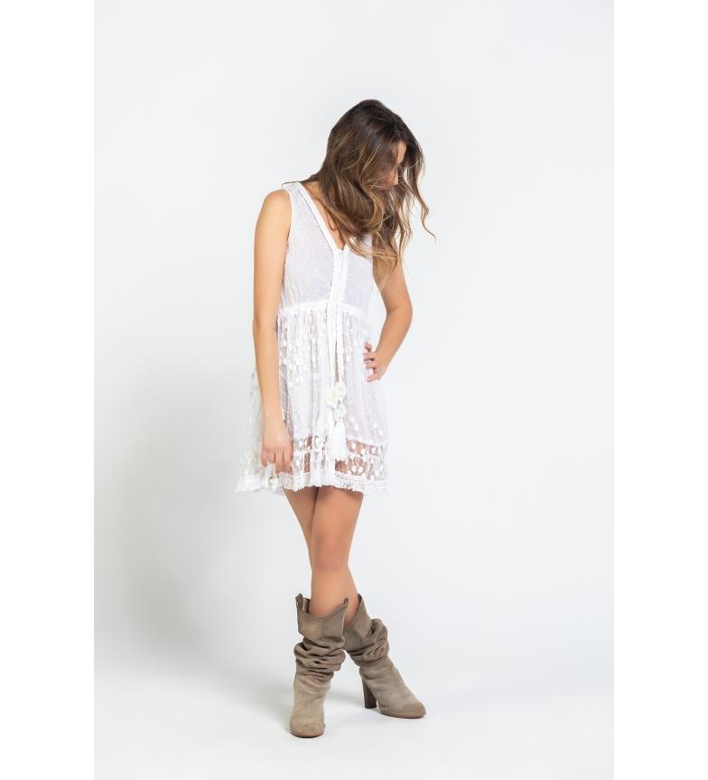 Comprar Savage Culture Dress Sumatra II white