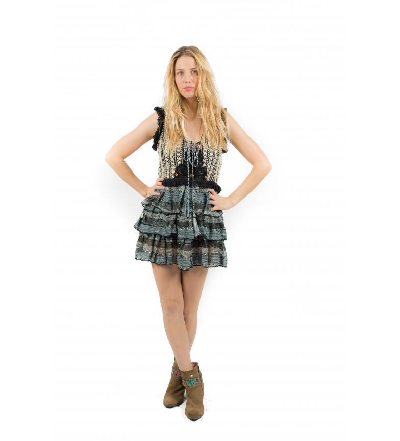 Comprar Savage Culture Dress Ubud III black