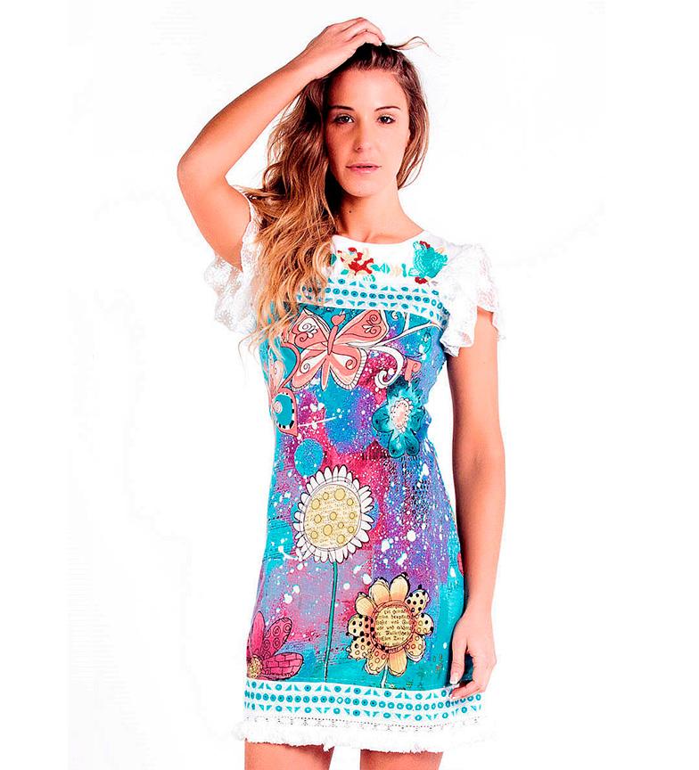 Comprar Savage Culture Amalfi II white dress