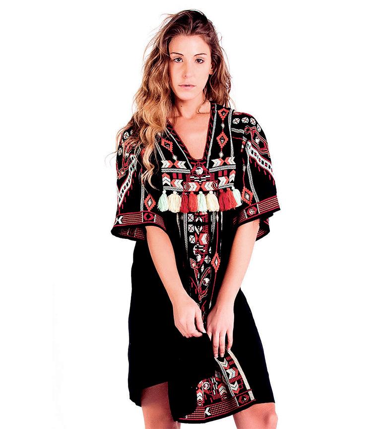 Comprar Savage Culture Black Taormina dress